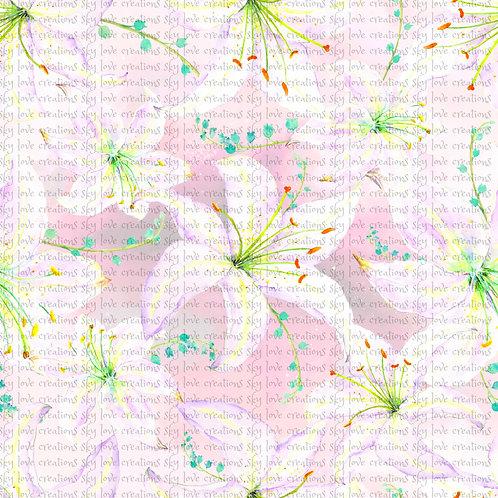Always & Forever Pink coordinate, yard coord & oldies pre order