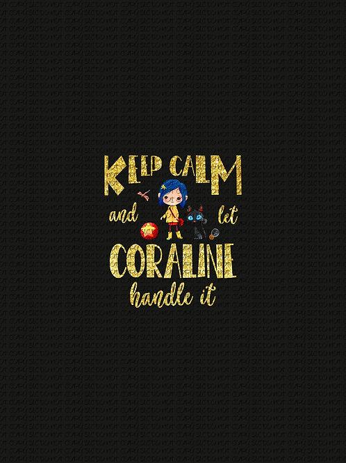 Buttons Dear Coraline, panel, CL, retail