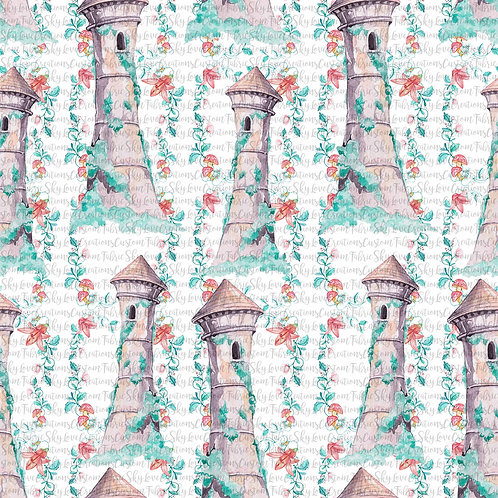 Tower & Florals, pre-order