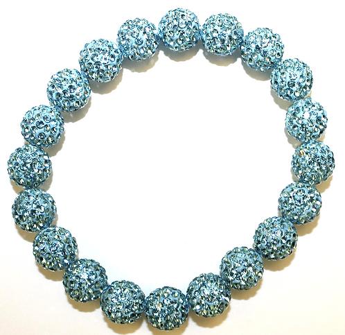 All Pave - Light Blue