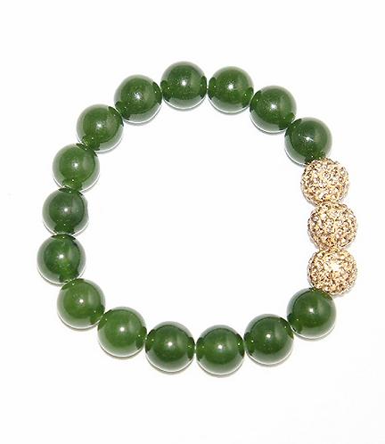 Green Jade Triple Threat