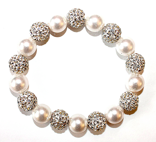 Pearly Crystal