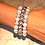 Thumbnail: SIlver Faceted Shell Pearl