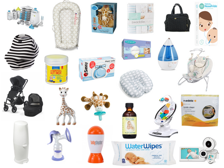 Why do I need all of this? Baby registry MUST haves!