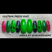 Outer%20space%20vibes!%20%23aliennails%2