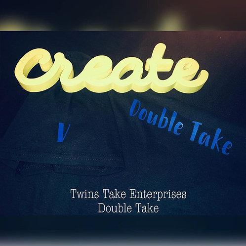 Double Take Tee