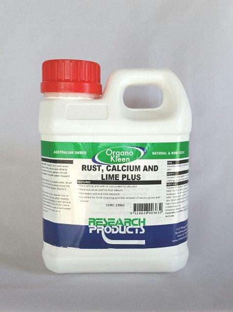 Rust, Calcium & Lime Plus