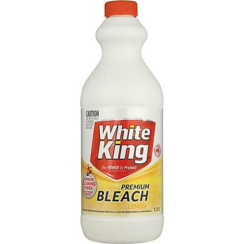 White King Bleach 1.25L
