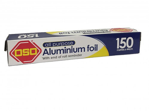 Oso All Purpose Aluminium Foil 150mtr x 44cm