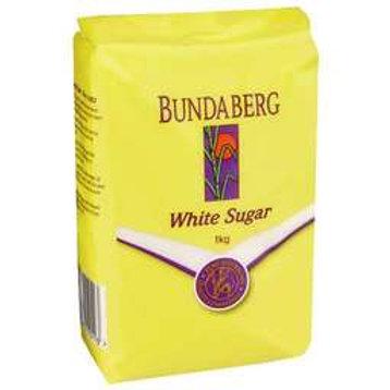 Bundaberg White Sugar 1kg