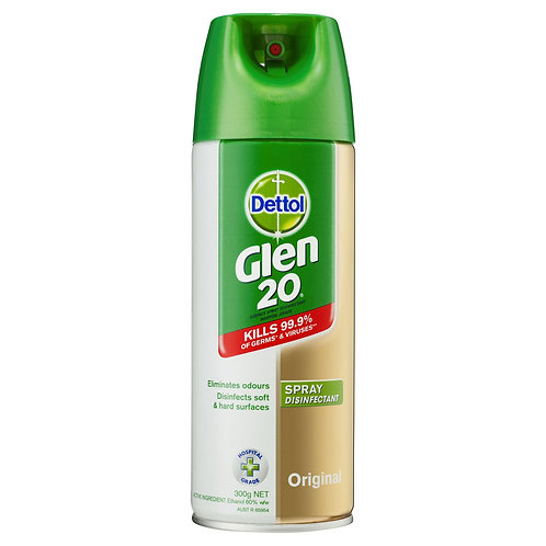 Glen 20 Disinfectant Spray 300g