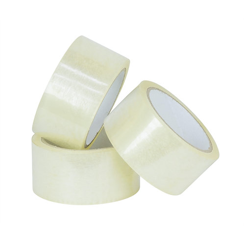 Packaging Tape Acrylic Clear Ctn 36