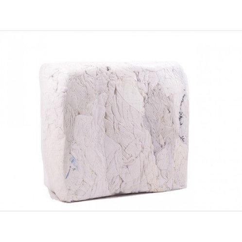 Bag of Rags - White 10kg
