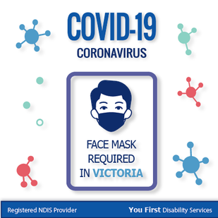 Updated | Mandatory  Face Covering For Victoria Residents