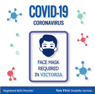 Updated   Mandatory  Face Covering For Victoria Residents