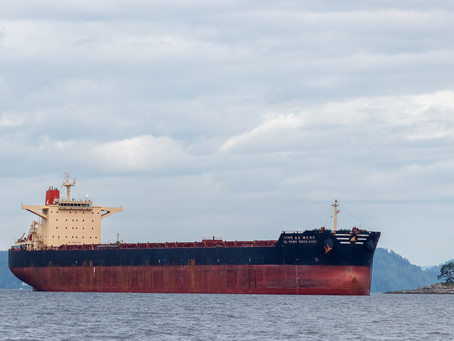 Freighter Anchorages: We Must Protect the Salish Sea