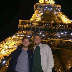 Taking advantage of adventure 🇫🇷 #Paris #France #Eiffeltower