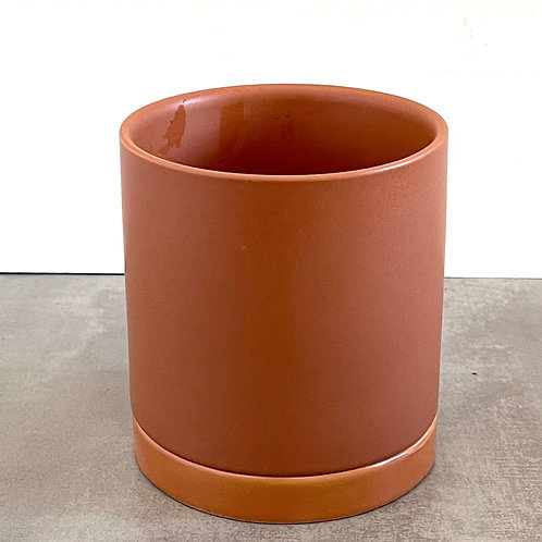 Romey pot -terracotta
