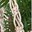 Thumbnail: Willow macrame plant hanger- Wild & Free Studio