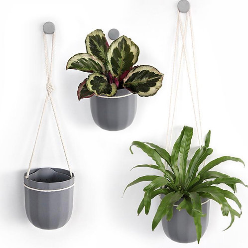 Wallygro Loop Planter-gravel