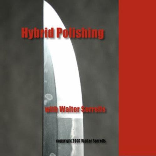Japanese Sword Polishing DVD