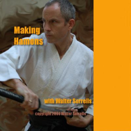 Making Hamons DVD