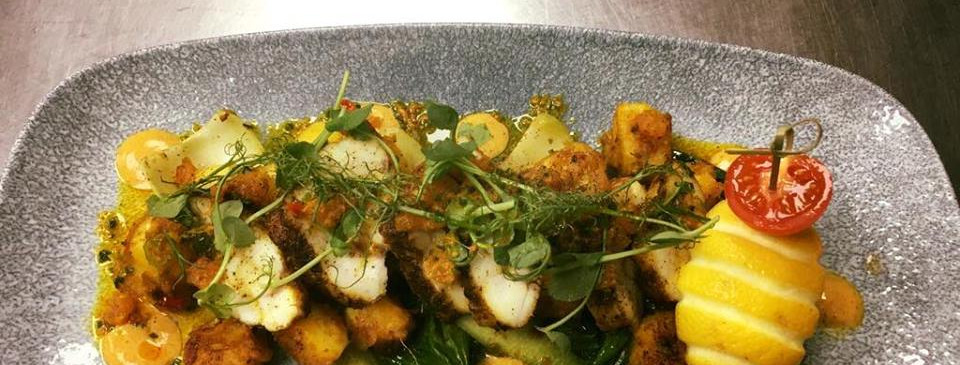 Monkfish Special