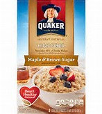 Quaker Oat meal
