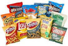 Small chip bags
