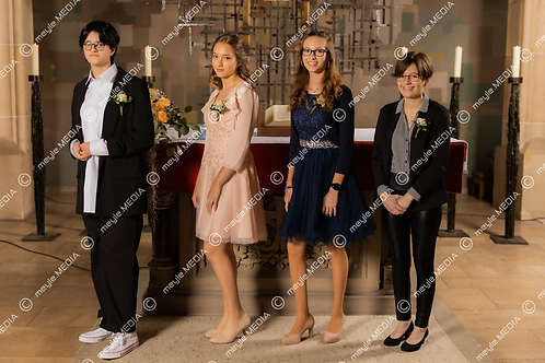 Gruppenbild Mädchen