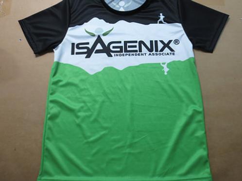 ISAGENIX T-SHIRT (NEW DESIGN)