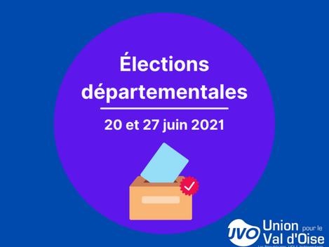 Nos premiers candidats investis pour les élections départementales !