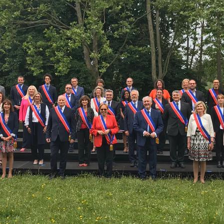 Les délégations de vos élus