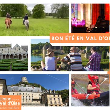 Bon été en Val d'Oise !