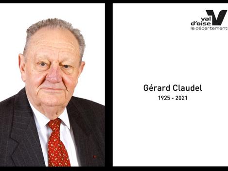 Hommage à Gérard Claudel