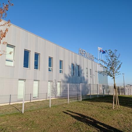 Inauguration du CFA de l'AFMAé en Val d'Oise !
