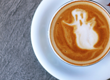 Ghost in my Coffee
