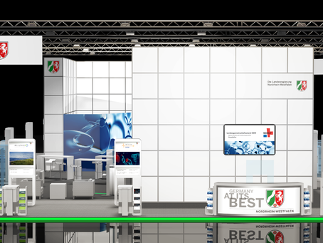 Premiere at MEDICA: CUREosity revolutionises rehabilitation through mobile & digital therapy system