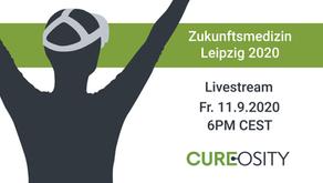 CUREosity LIVE @ Zukunftsmedizin Leipzig 2020