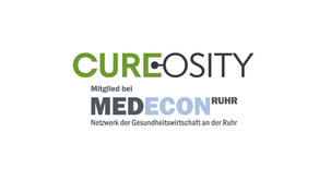 CUREosity becomes a member of the MedEcon Ruhr network