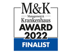 Finalist beim M&K Award