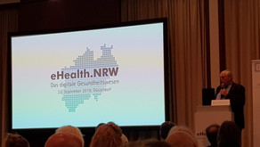 Core messages at the eHealth.NRW congress fully match CUREosity's path into the future.