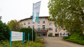 CUREosity presented its new mobile therapy system in the Mediclin in Gernsbach.