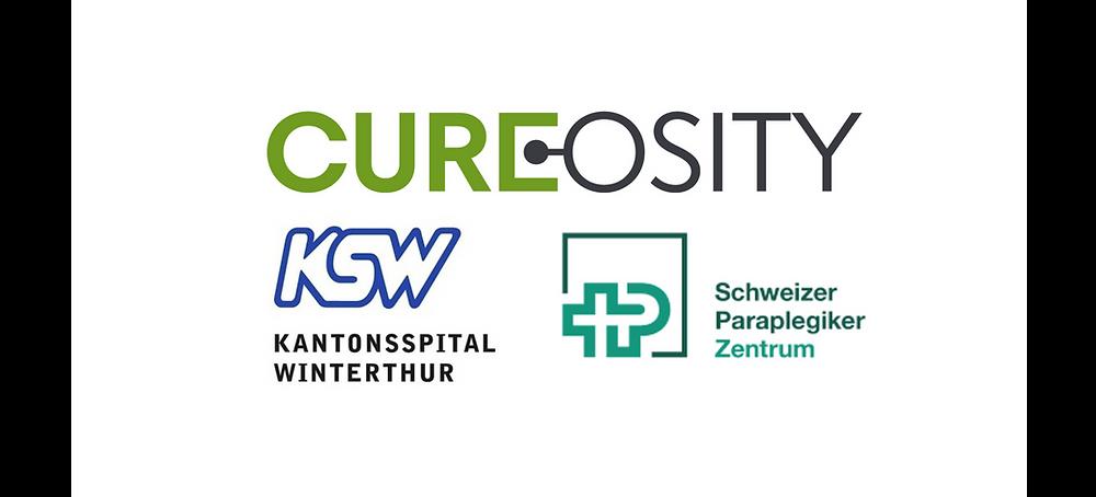 CUREosity, Kantonspital Winterthur, Schweizer Paraplegiker Zentrum