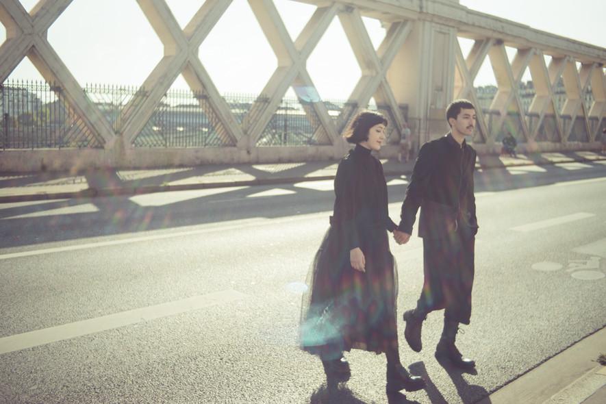 PARIS-Black Wedding