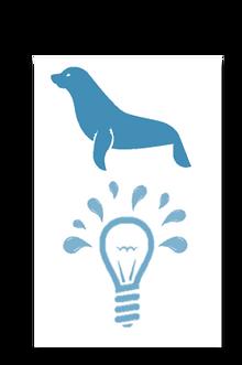 AWE IdeaBox Pinniped logo White backgrou