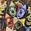 Thumbnail: Collar Hogwarts Houses - Harry Potter