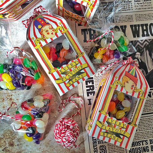Bertie Botts - Dulces Harry Potter