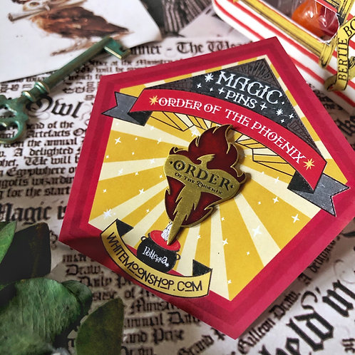Pin Order del Fenix - Harry Potter
