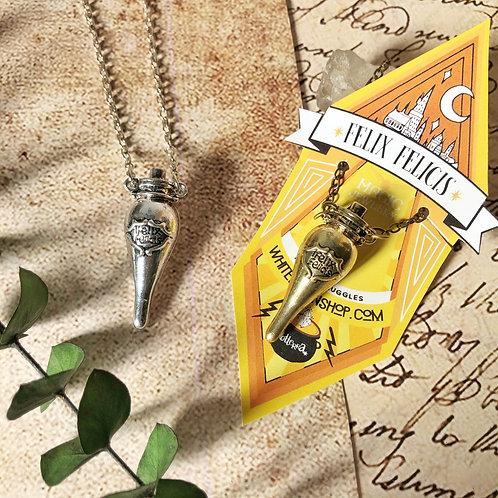 Collar Felix Felicis - Harry Potter